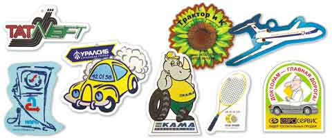 Ароматизаторы с логотипом