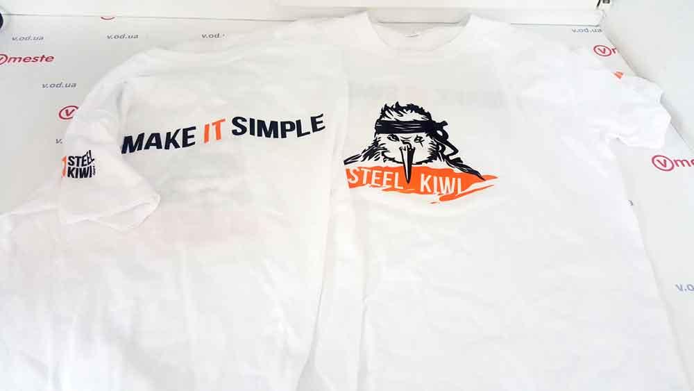 пластизоль печать футболок